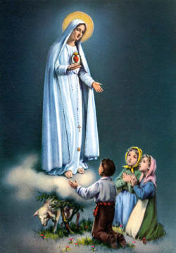Our Lady of Fatima Miracle - Our Lady of Fatima Catholic Church - Albuquerque, NM